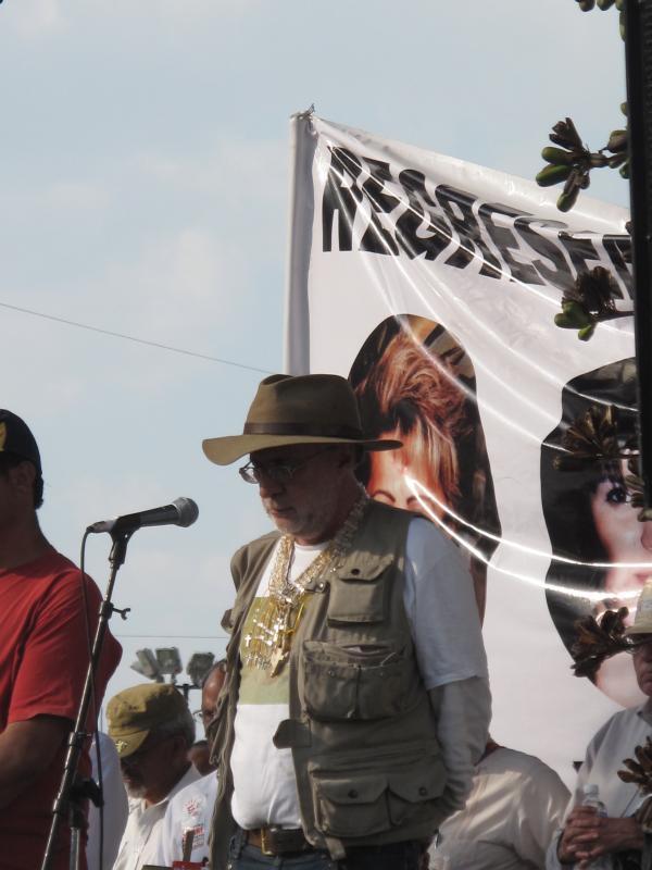 Marcha 8 de mayo de 2011