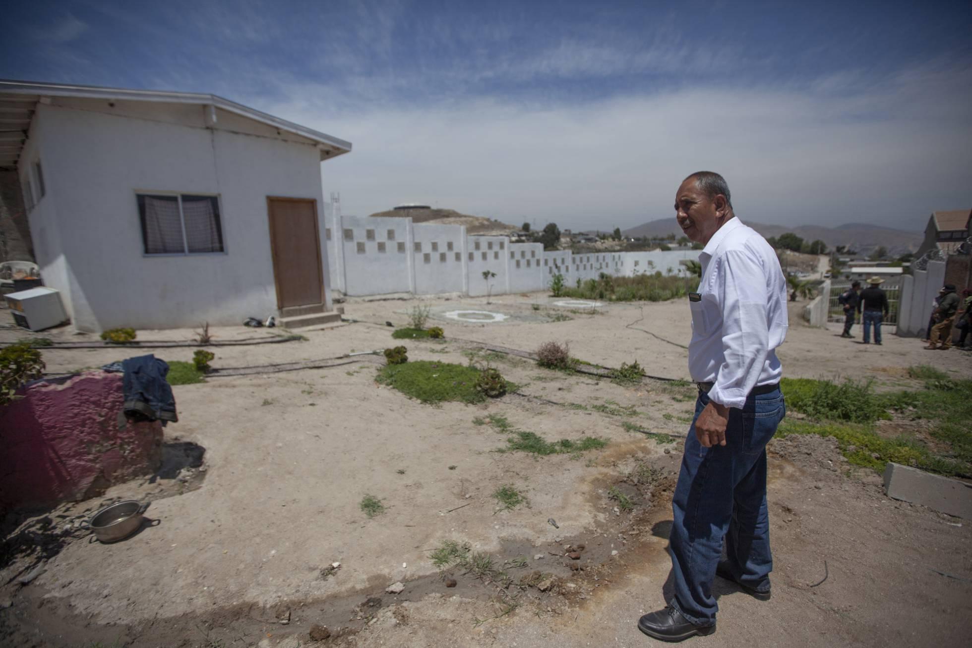 . Memorial de Víctimas Desaparecidas en Baja California.